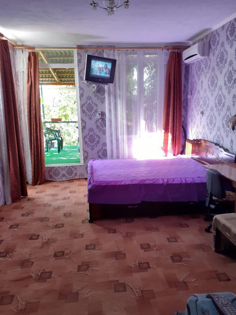 Номер 2 этаж спальня