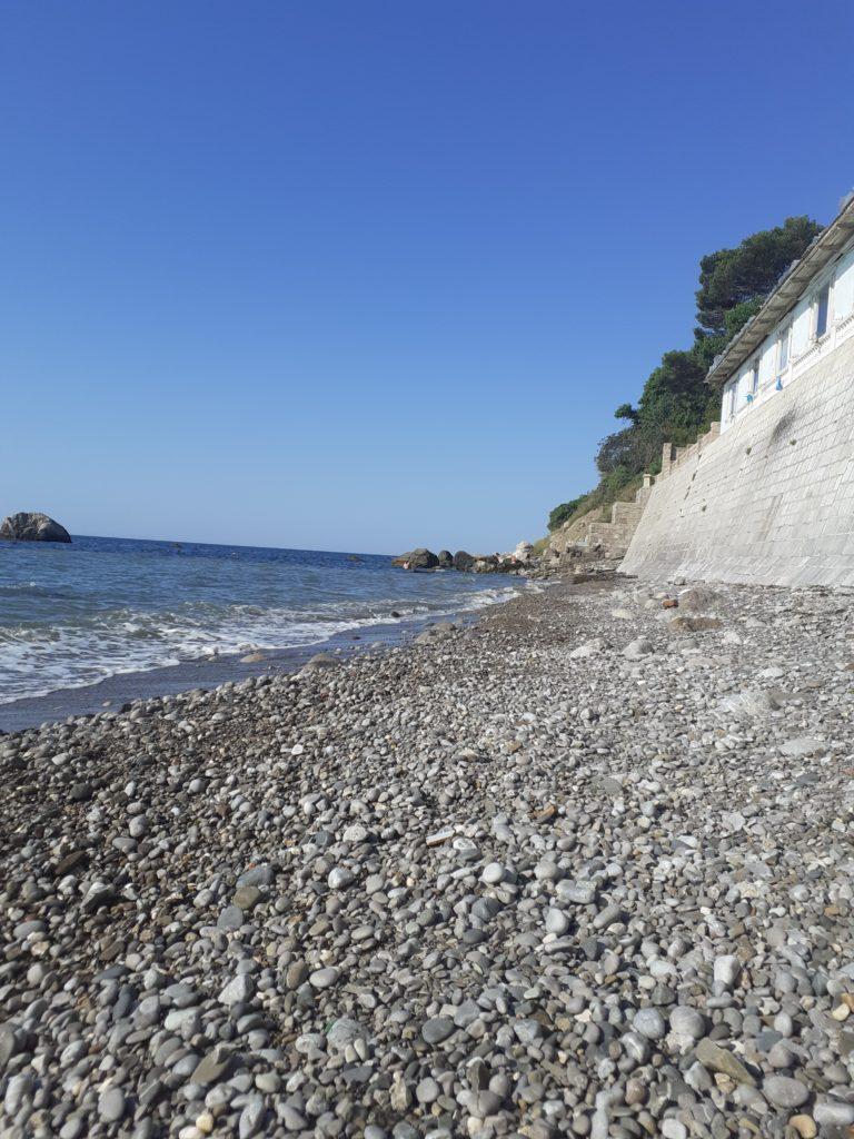"""Фото пляжа """"Нарышкинские камни"""""""