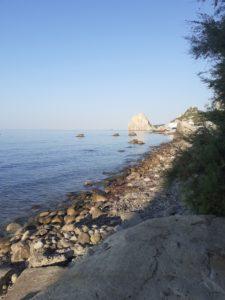 Симеиз пляж Ассоль