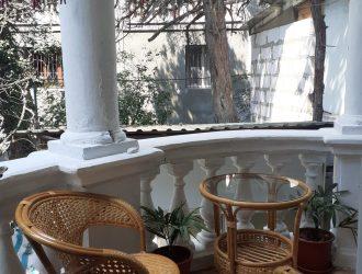 Simeiz Sovetskaya 68. Room apartment, balcony