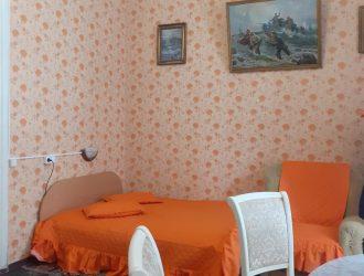 Simeiz Soviet 68. Number apartment, bedroom4