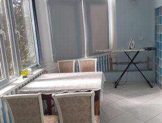 Фото квартиры-студии, балкон